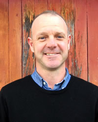 Ben Espie : BA BLA(Hons) NZILA RMLA<br />Landscape Planner / Director