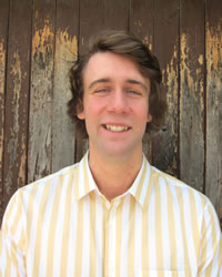 Hayden Bewley : BA (Geog), Assoc. NZPI<br />Planning Technician